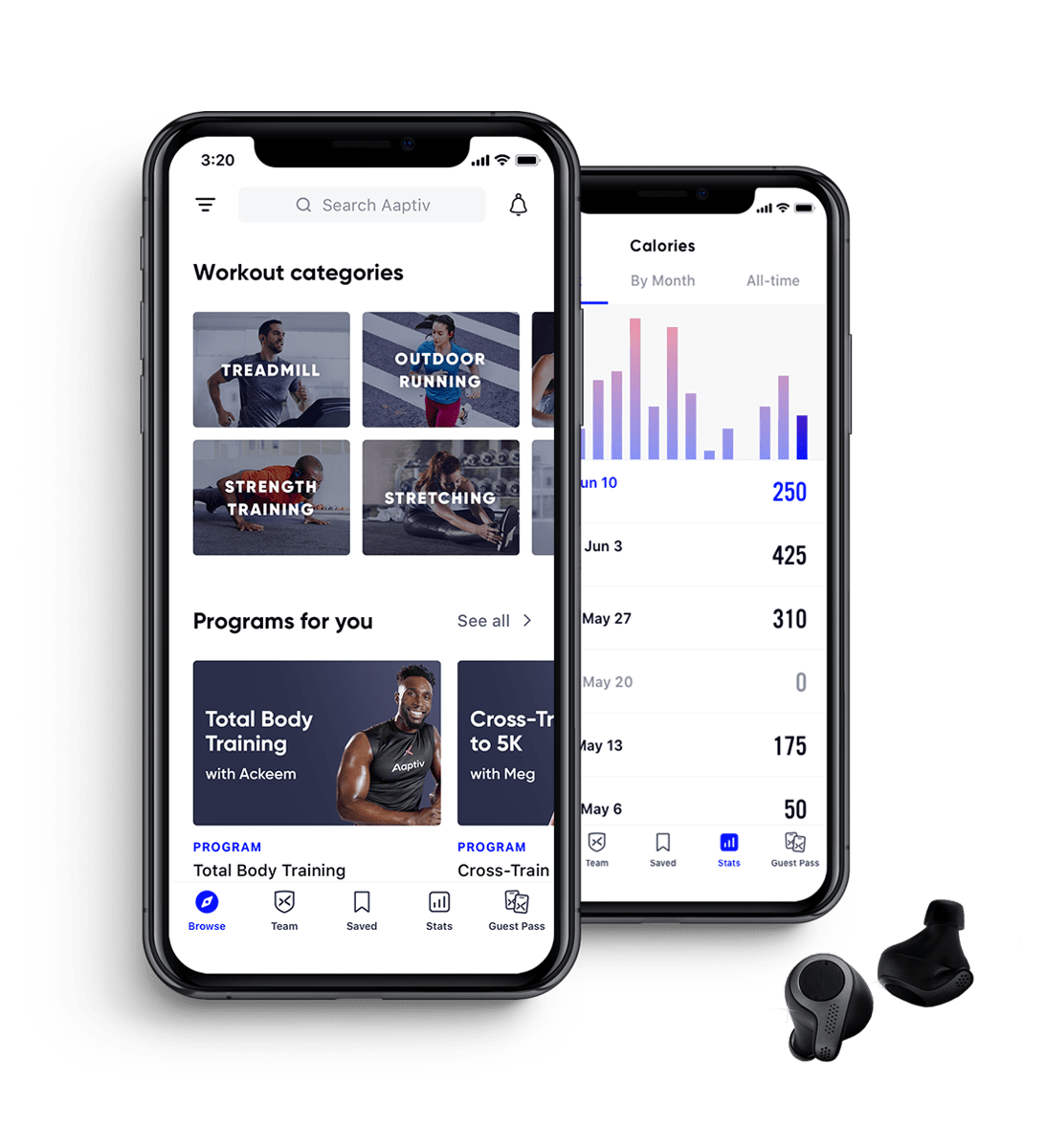 #1 Audio Fitness App | Aaptiv